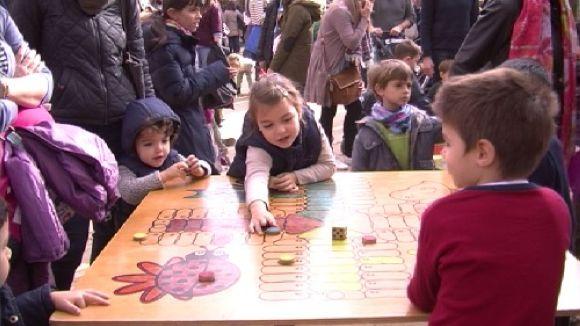 La renovada acreditació Ciutat Amiga de la Infància marca el Dia Internacional dels Drets dels Infants a la ciutat
