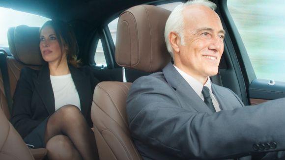 Drivania ofereix servei de lloguer de cotxer amb conductor / Foto: Drivania
