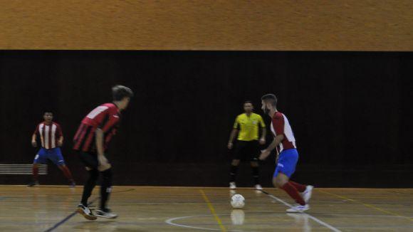 El Futbol Sala Sant Cugat cau golejat a la pista del CN Sabadell