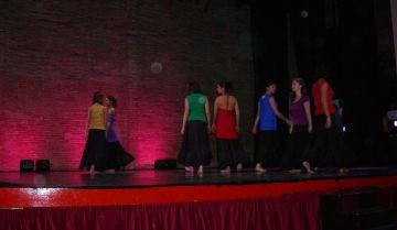 El cos de dansa de l'Esbart estrena l'espectacle 'Ballant prosa' a l'Àrtic 2008