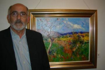 L'exposició 'El ritme dels colors' de Pineda Bueno, a la Sala Rusiñol