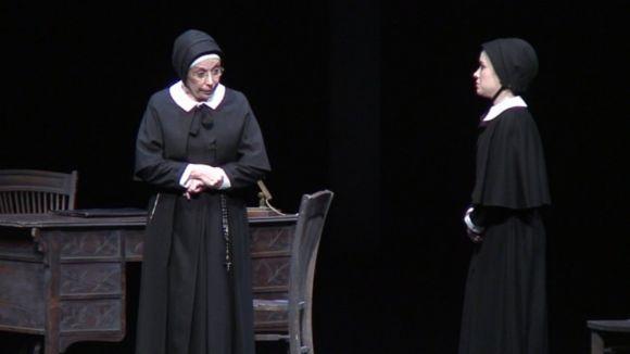 'Dubte' mostra al Teatre-Auditori la incertesa de la veritat