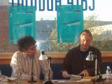 Paul Muldoon ha llegit fragments de la seva obra poètica