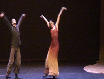 El flamenc de María Pagés i la dansa contemporània de Sidi Larbi Cherkaoui, avui al Teatre-Auditori amb 'Dunas'