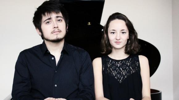 Concert: Duo Project: Jaume Angelès, violí & Eugènia Guri, piano