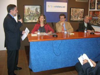 Josep Miró ha presentat el seu llibre 'El retorn a la responsabilitat' a Sant Cugat