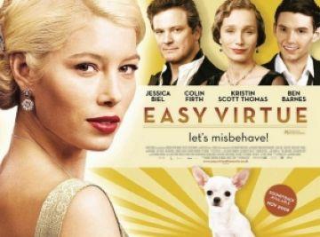 'Easy Virtue', de Stephan Elliot, al cicle de Cinema d'Autor