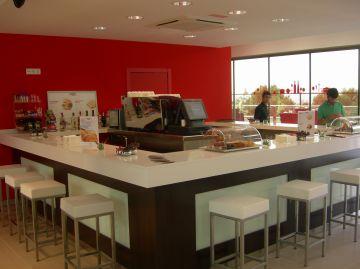 Un nou restaurant ofereix els seus serveis al parc de Can Sant Joan