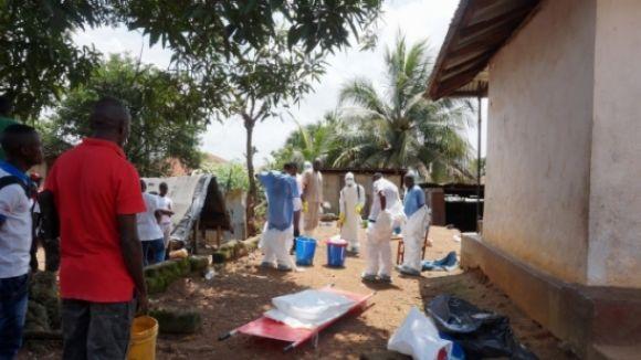 L'empresa de Sant Cugat Naralabs visita 'El Pou' per parlar de la millora dels sistemes sanitaris a l'Àfrica