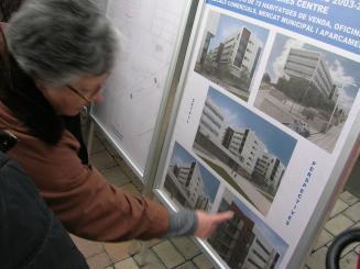 Els futurs veïns han estudiat amb detall l'edifici