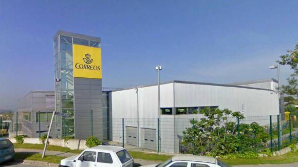 CGT assegura que hi ha 200.000 impresos acumulats a Correus Sant Cugat