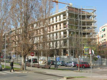La manca de finançament alenteix la construcció de 150 pisos de Promusa