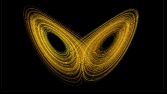 Representació de l'efecte papallona / Foto: Creative Commons