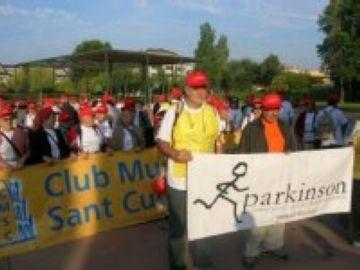 La ciutat referma el seu compromís en la lluita contra el Parkinson