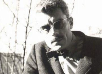 El poeta Gabriel Ferrater (Fotografia cedida per Marta Pessarrodona)