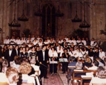 1990: Primer concert de l'Orquestra de Cambra