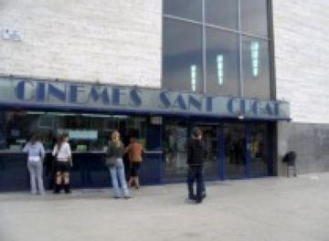 Un dels cinemes de la ciutat