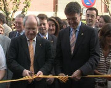 2007: Inauguració del nou Ajuntament