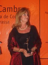 Sant Cugat Comerç ha gunayat el Premi Cambra per 25 anys dedicats al comerç local.