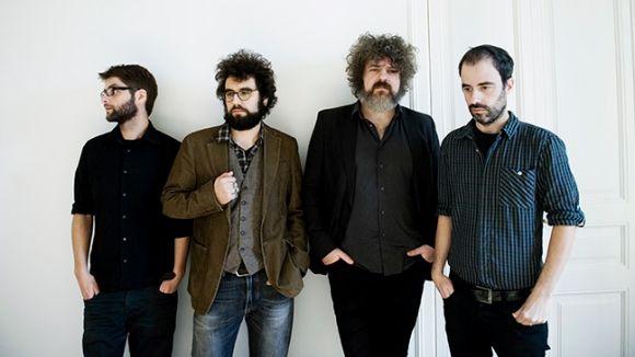 Egon Soda està treballant en 'Dadnos precipicios', el seu tercer disc