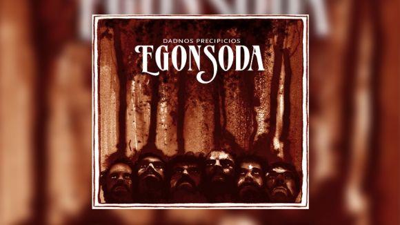 Egon Soda, a punt de publicar el seu tercer disc, 'Dadnos precipicios'