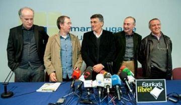 El grup Sant Cugat amb Egunkaria, satisfet amb l'absolució dels acusats de la publicació