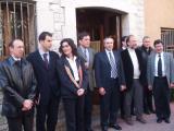 Els alcaldes s'han reunit a la ciutat veïna de Rubí