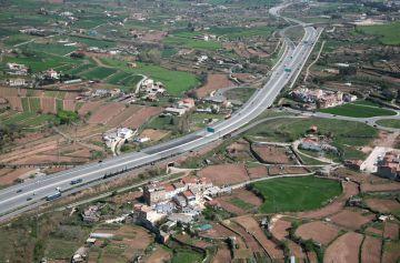 Ferida greu una veïna de Sant Cugat en un accident de trànsit a Avinyó