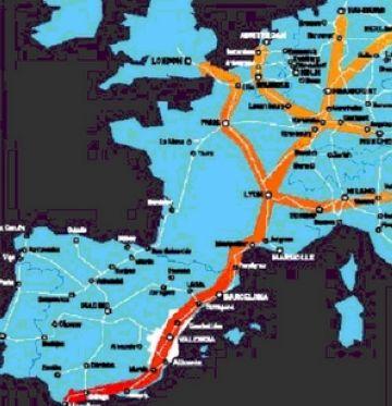 Joan Amorós: 'El corredor Mediterrani permetria connectar les empreses vallesanes amb el nord d'Europa'