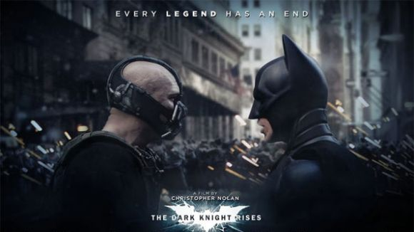 La tercera i última part de 'Batman' arriba als cinemes