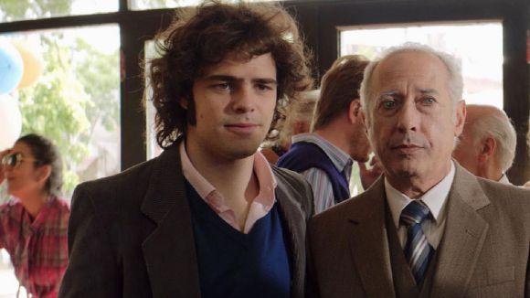 Peter Lanzani i Guillermo Francella protagonitzen el film