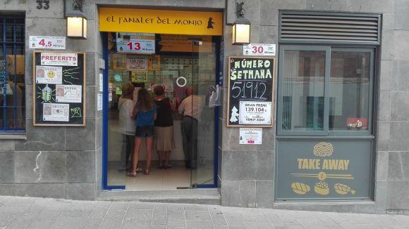 L'administració del carrer Major reparteix 33.738 euros de la travessa