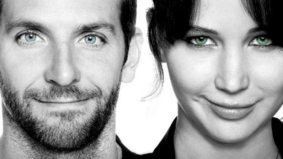 Bradley Cooper i Jennifer Lawrence