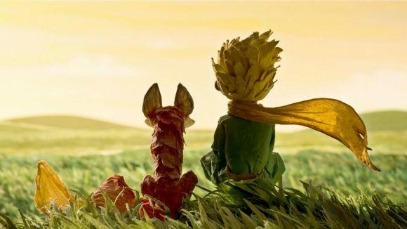 'El petit príncep' arriba avui als cinemes de Sant Cugat doblada al català