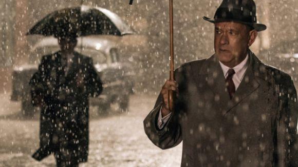 'El puente de los espías', de Spielberg, principal estrena de la cartellera