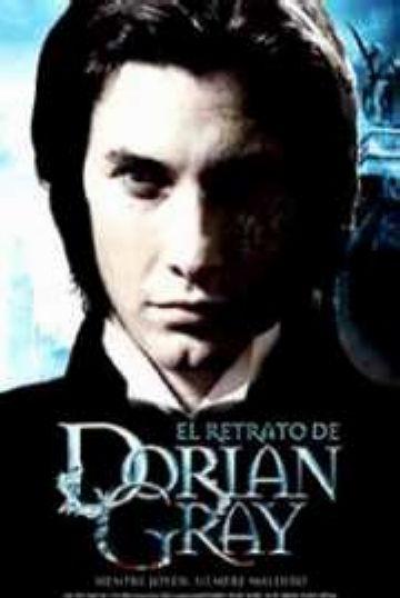 Cartell de la pel·lícula 'El retrato de Dorian Gray'