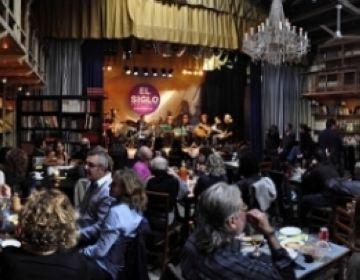 El primer Hambre Festival i un concert de jazz obren el 2012 a El Siglo