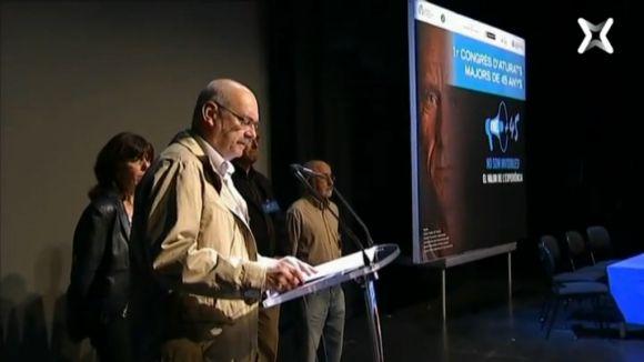 'El Cercle Virtuós' estudia la situació dels aturats 'sèniors'
