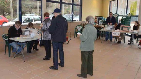 L'Ajuntament enllesteix el dispositiu municipal per a la jornada electoral