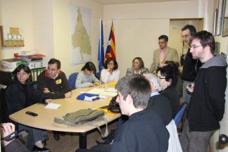 ERC perd més de 3.000 vots i se situa com a quarta força al municipi per darrere del PP