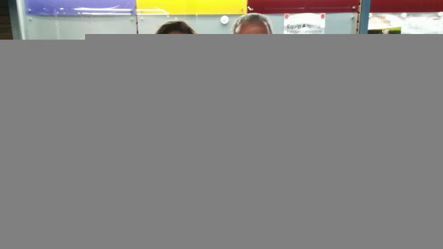 Xavi Prunera ha superat Ana Valdés a les eleccions del Club Tennis Natació Sant Cugat