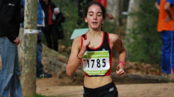 Elena Verdera obté la cinquena plaça per equips autonòmics a l'Estatal de Cros