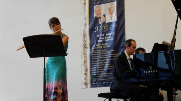 Elisabet Franch interpretarà peces de Monti, Bizet i Sarasate a Sant Cugat