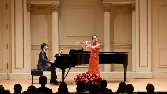 Elisabet Franch comença la residència a La Pedrera amb un concert aquest diumenge