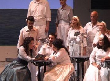 El caràcter alegre de l'òpera 'L'Elisir d'Amore' convenç el públic del Teatre-Auditori