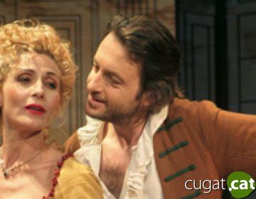 'El llibertí' convenç en la seva primera funció al Teatre-Auditori