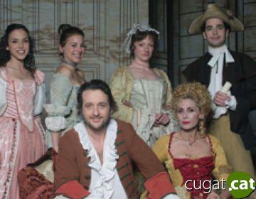 'El llibertí' repeteix aquesta nit al Teatre-Auditori