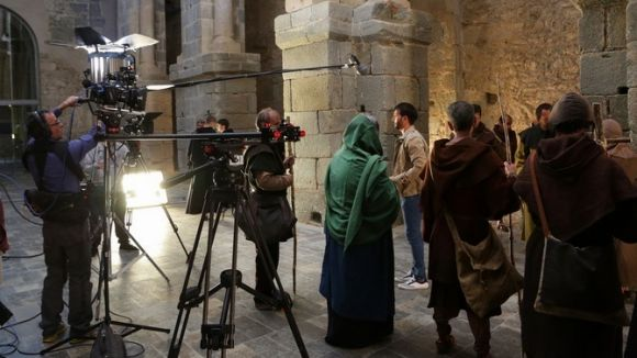 El Monestir de Sant Cugat, protagonista a 'El lloc dels fets' de TV3 aquest diumenge