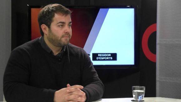 Rovira: 'El pla estratègic de ciutat s'ha de consensuar amb les entitats esportives'