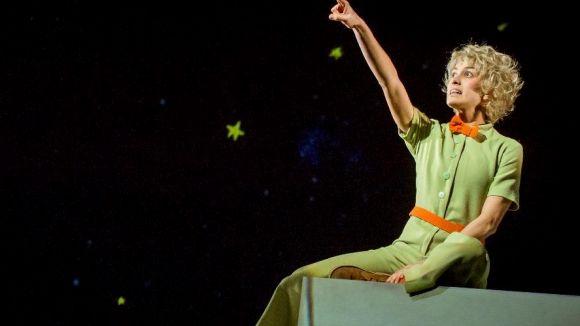 'El Petit Príncep' es representa el 5 de febrer a les dotze, dos quarts de cinc i set de la tarda / Foto: Teatre-Auditori